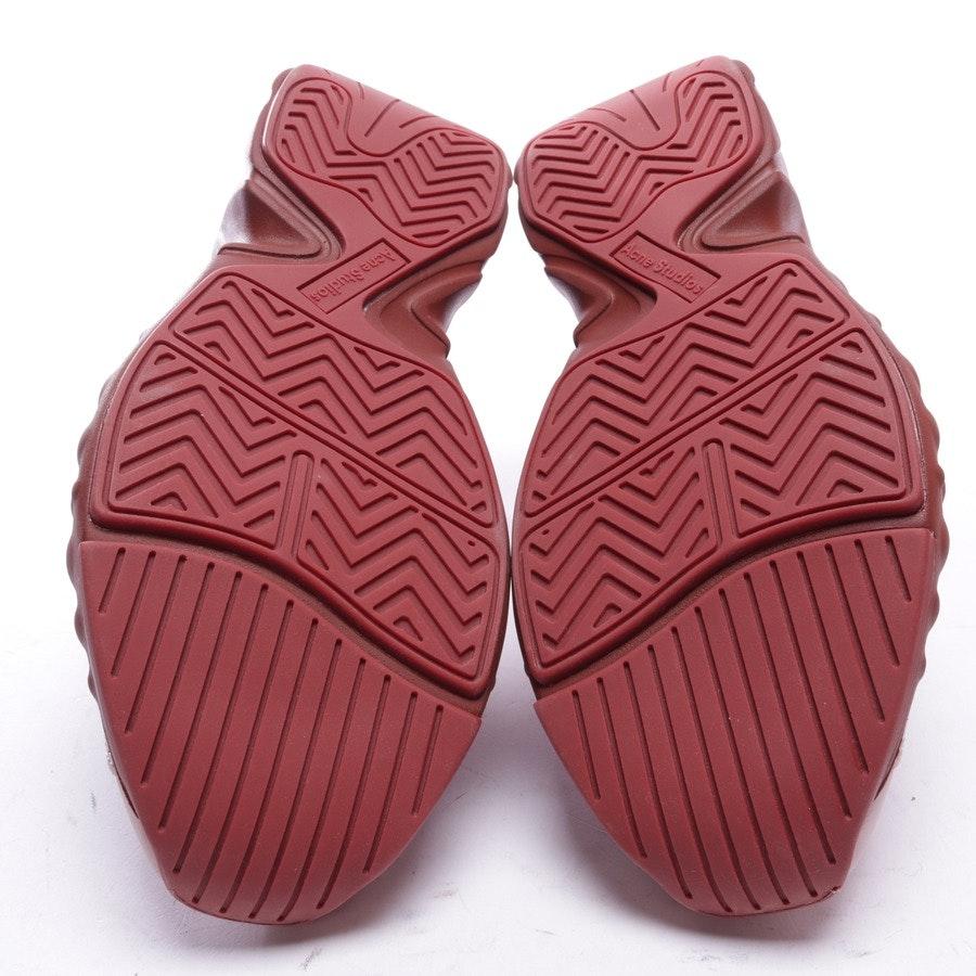 Sneaker von Acne Studios in Rosé Gr. EUR 37 - Manhattan Nappa - Neu