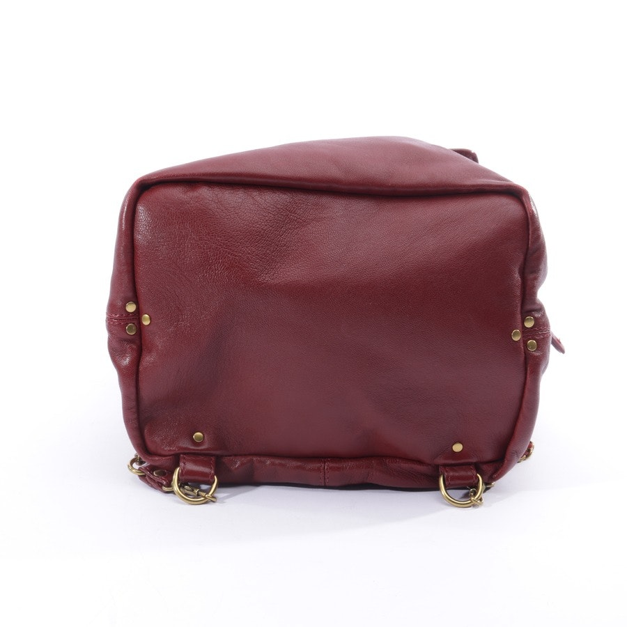 backpack from Jérôme Dreyfuss in red - florent