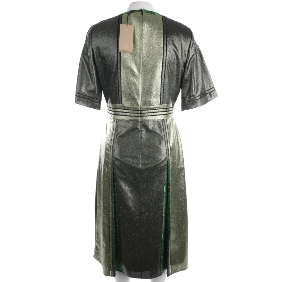 Kleid von Burberry London in Grün Gr. 38 UK 12 - Neu