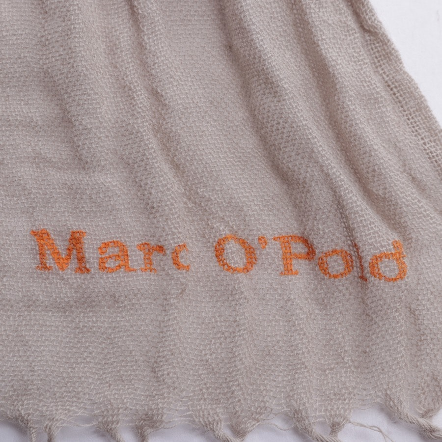 scarf from Marc O'Polo in brown