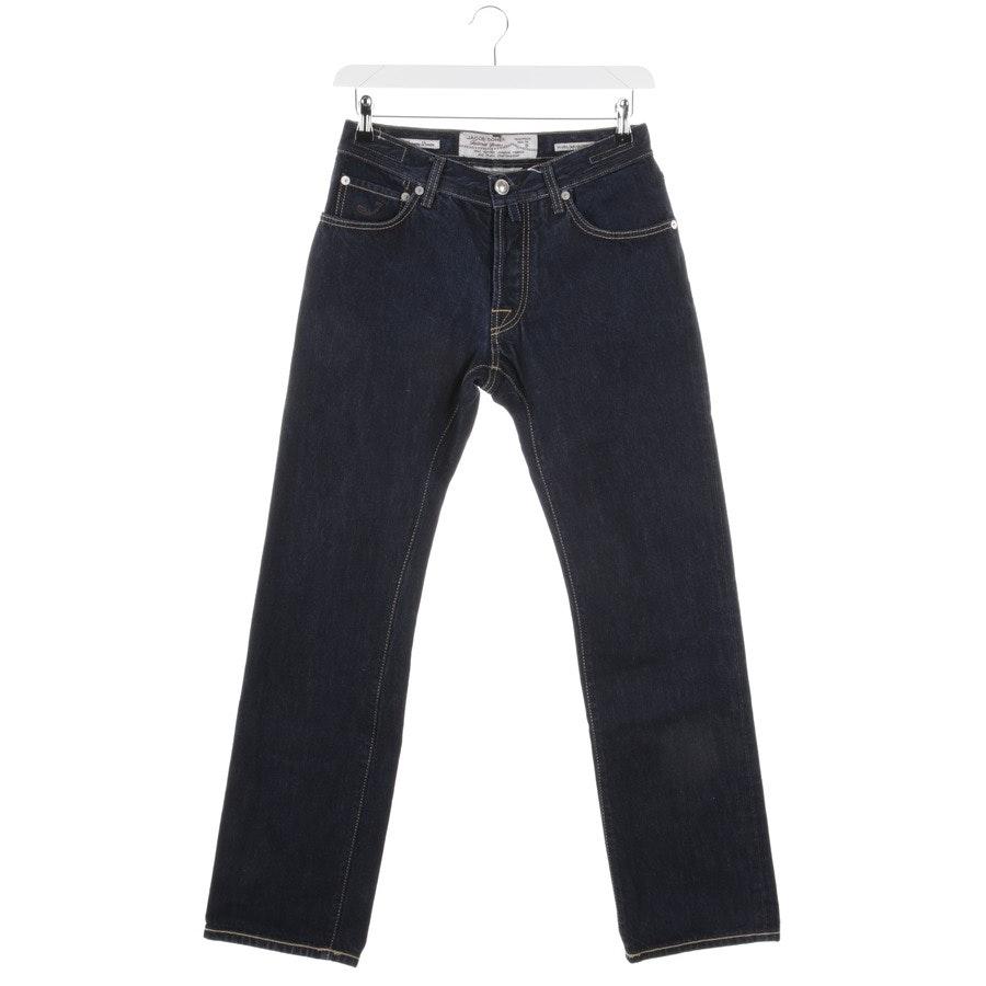 Jeans von Jacob Cohen in Dunkelblau Gr. W33