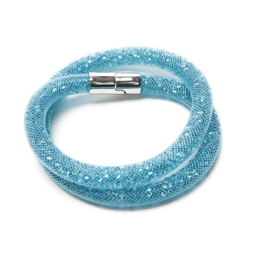 Armband von Swarovski in Blau und Silber - Stardust Bracelet