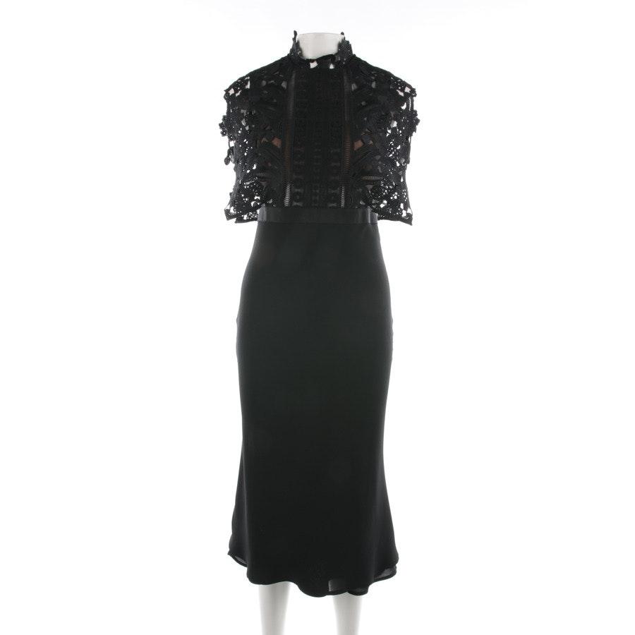 dress from self-portrait in black size 36 UK 10