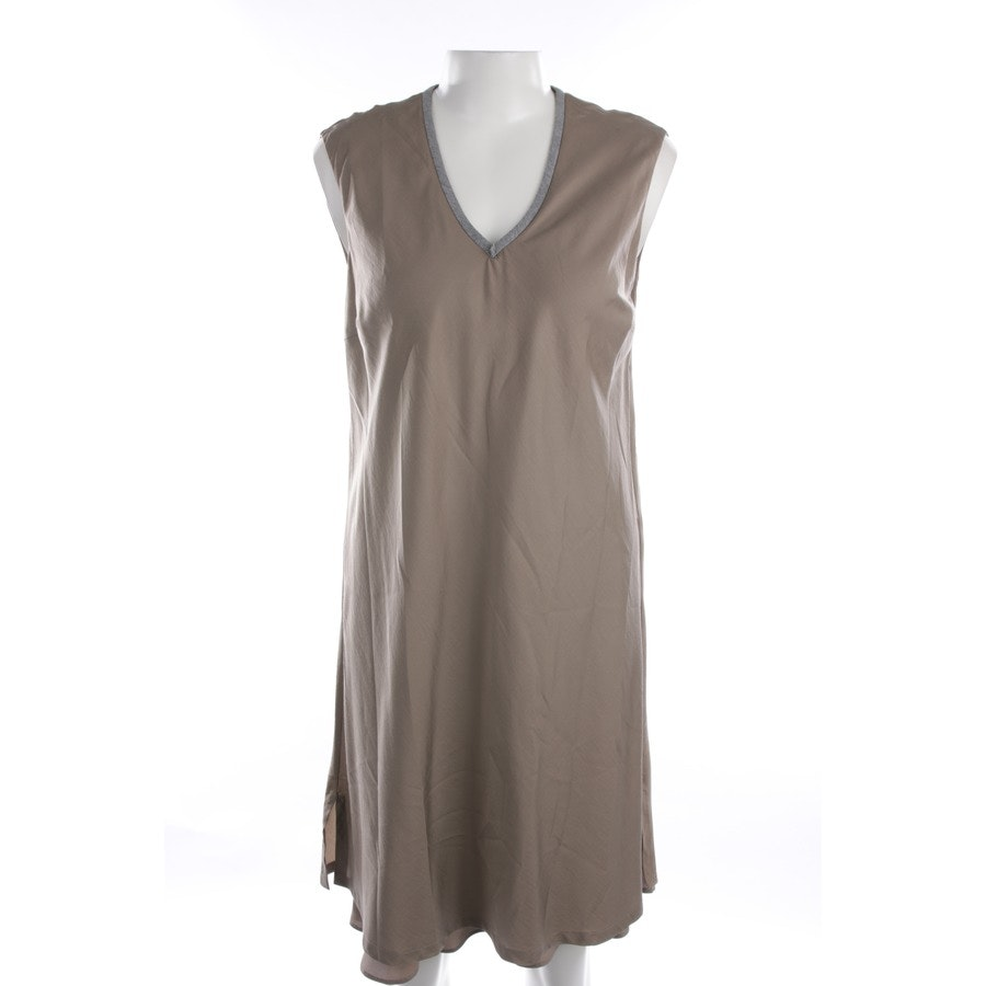 dress from Brunello Cucinelli in beige size XL