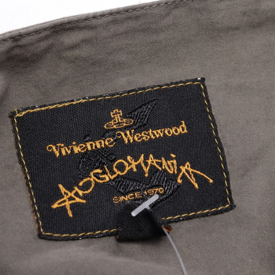 dress from Vivienne Westwood Anglomania in khaki size 34 IT 40