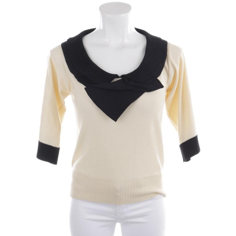 knitwear from Sonia Rykiel in cream size 34 IT 40
