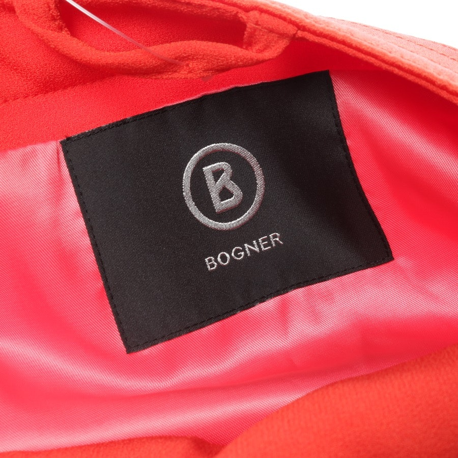 trouser suit from Bogner in coral red size 46