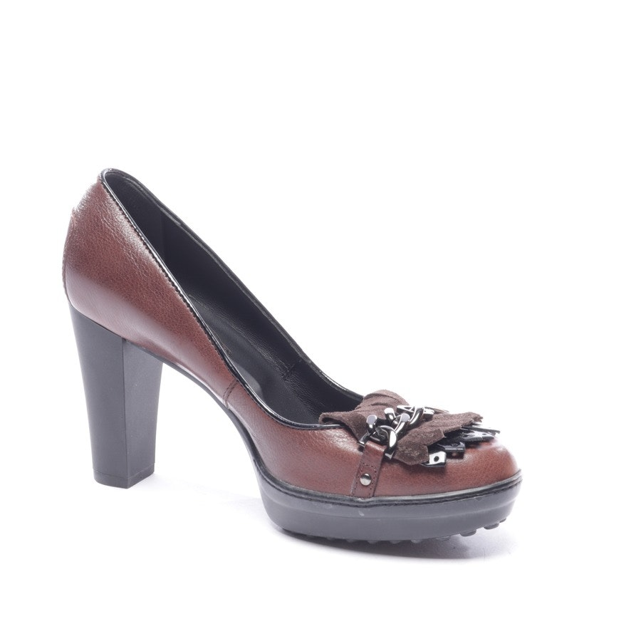 pumps from Tod´s in brown size EUR 36