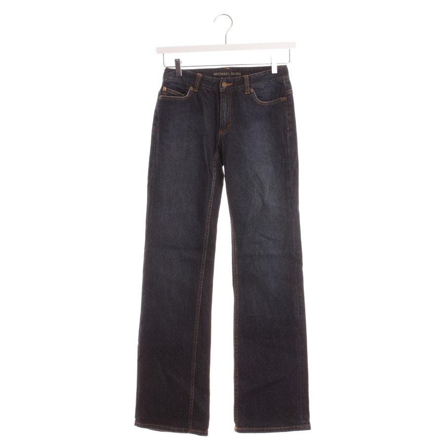 Jeans von Michael Kors in Indigo Gr. DE 32 US 2