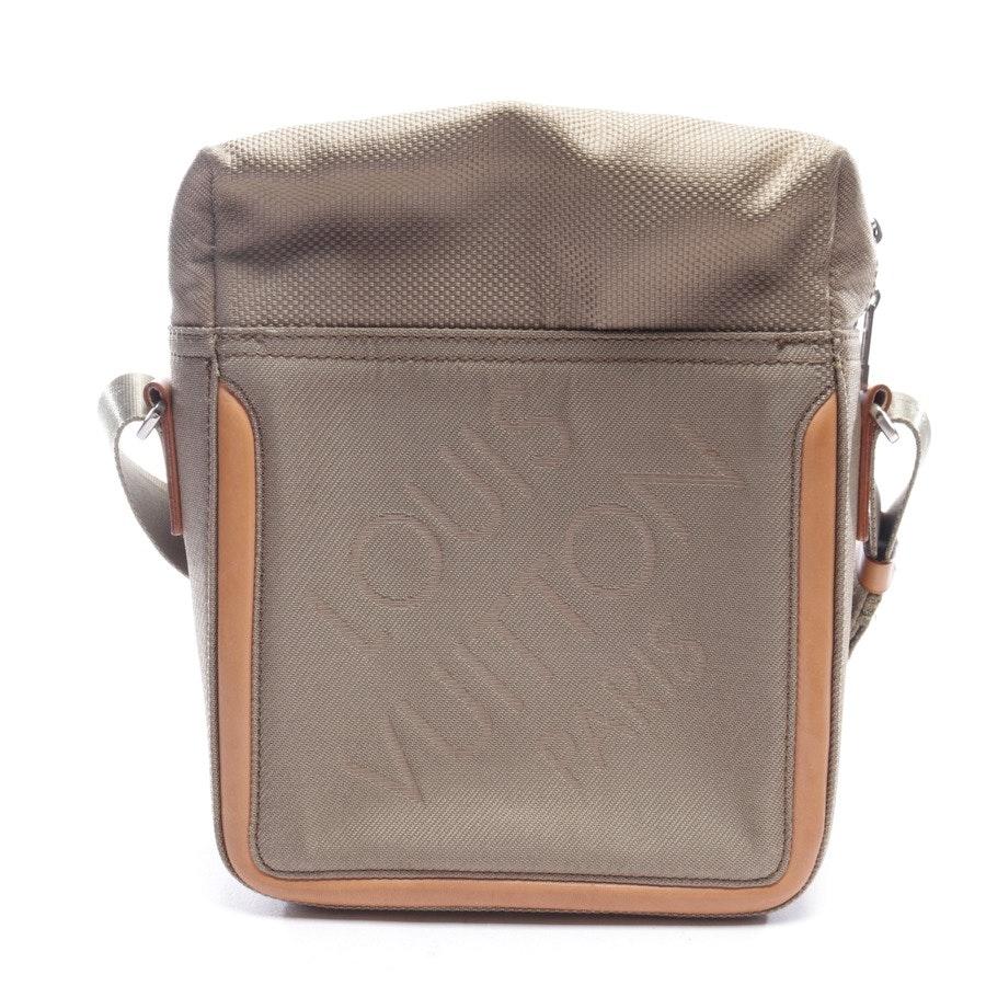 Messengertasche von Louis Vuitton in Khaki und Beige - Citadin Damier Géant Canvas Messenger Terré