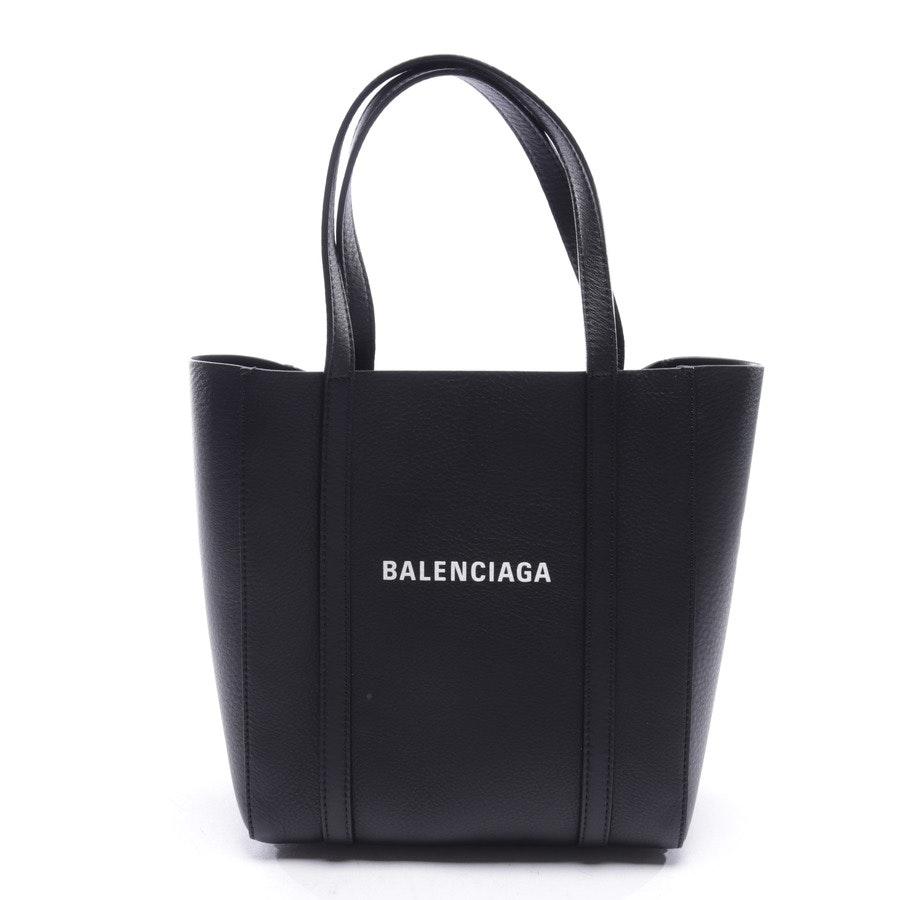 Handtasche von Balenciaga in Schwarz und Weiß - Neu