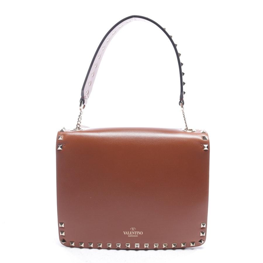 Handtasche von Valentino in Braun - Rockstud Neu