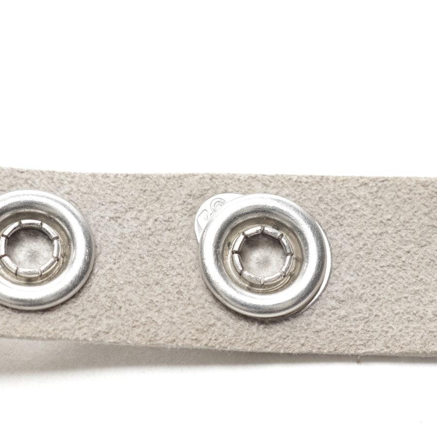Set aus drei Armbändern von Swarovski in Schwarz und Beige