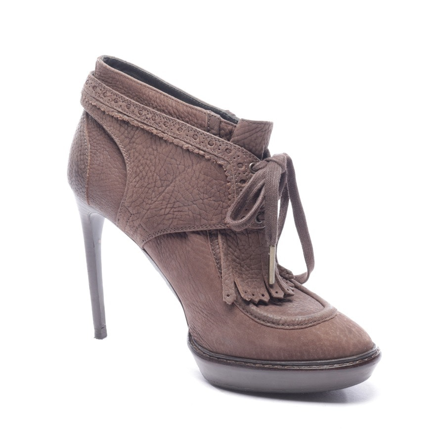 ankle boots from Burberry Prorsum in brown size EUR 39