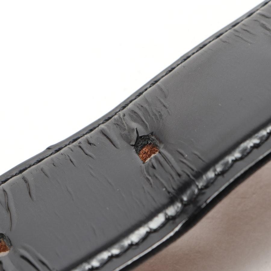Gürtel von Louis Vuitton in Schwarz Gr. 110 cm