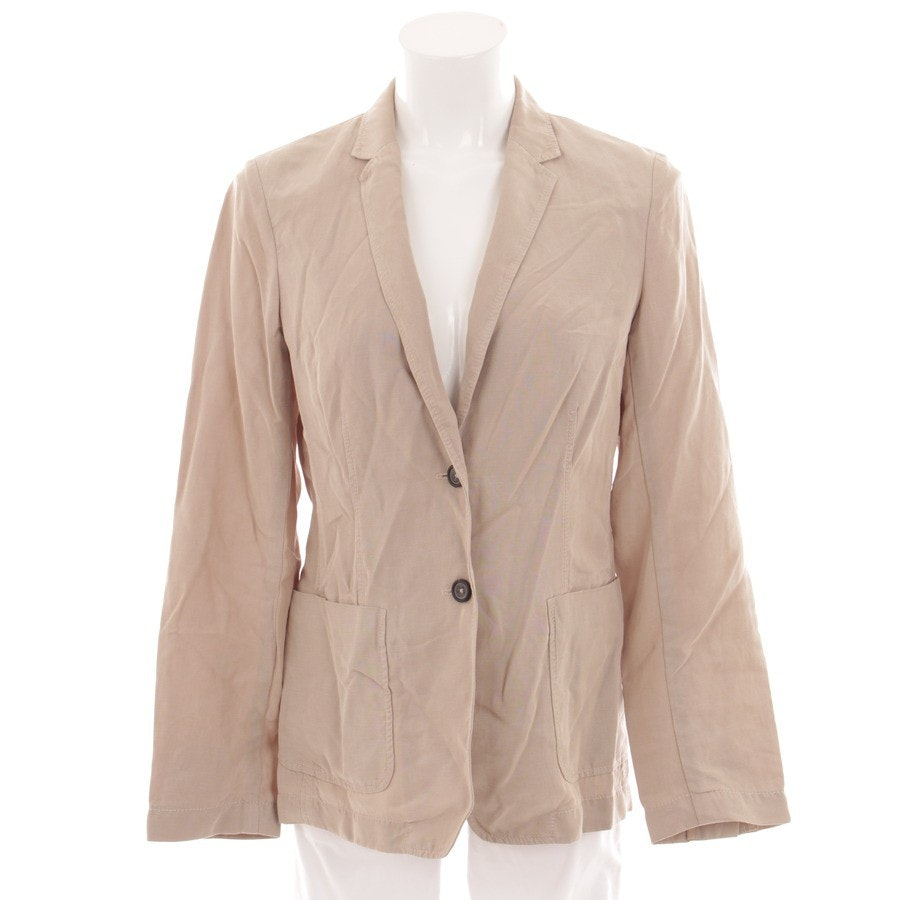 blazer from Marc O'Polo in beige size DE 38