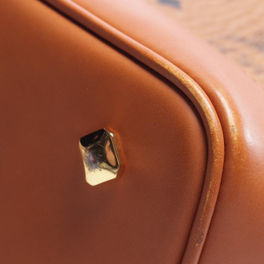 shoulder bag from MCM in brown