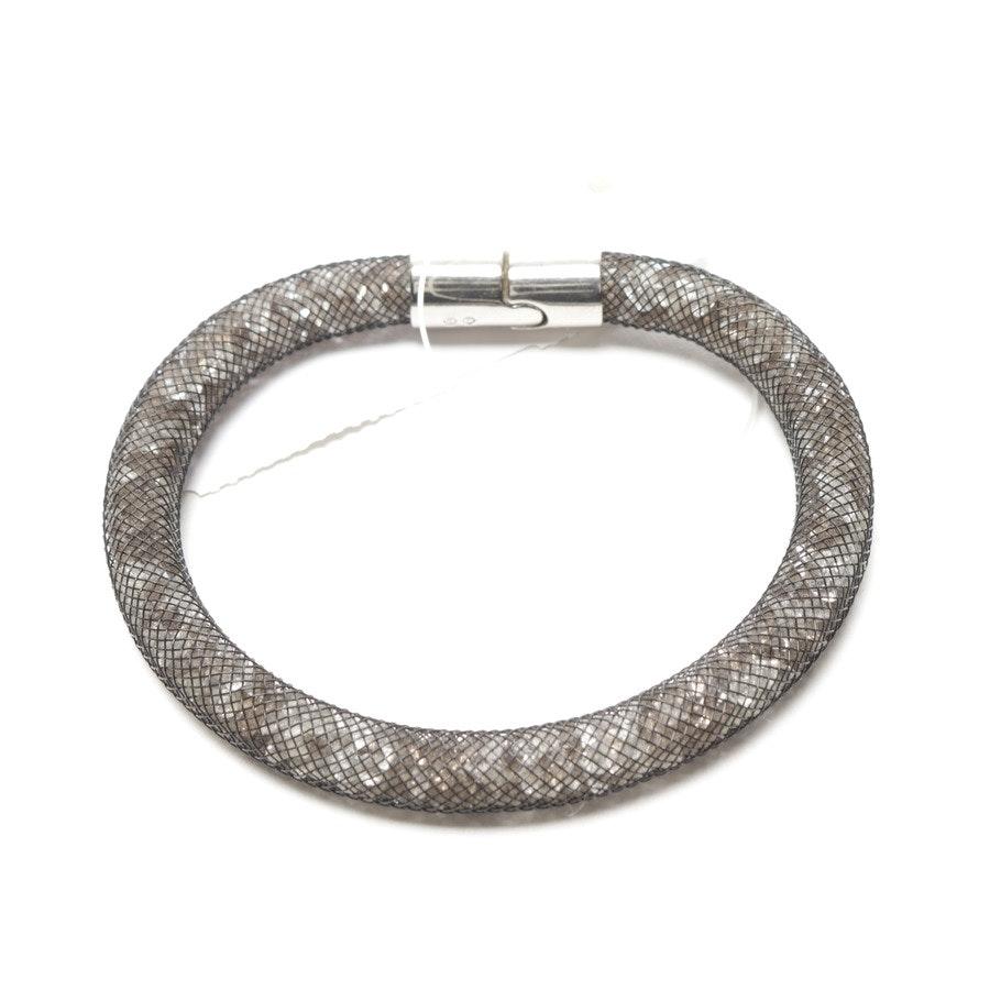 Armband von Swarovski in Schwarz und Silber