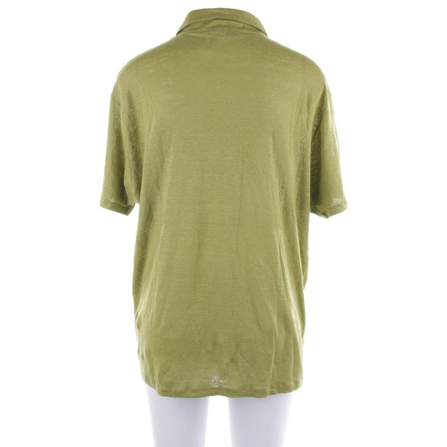 Poloshirt von Etro in Apfelgrün Gr. 3XL