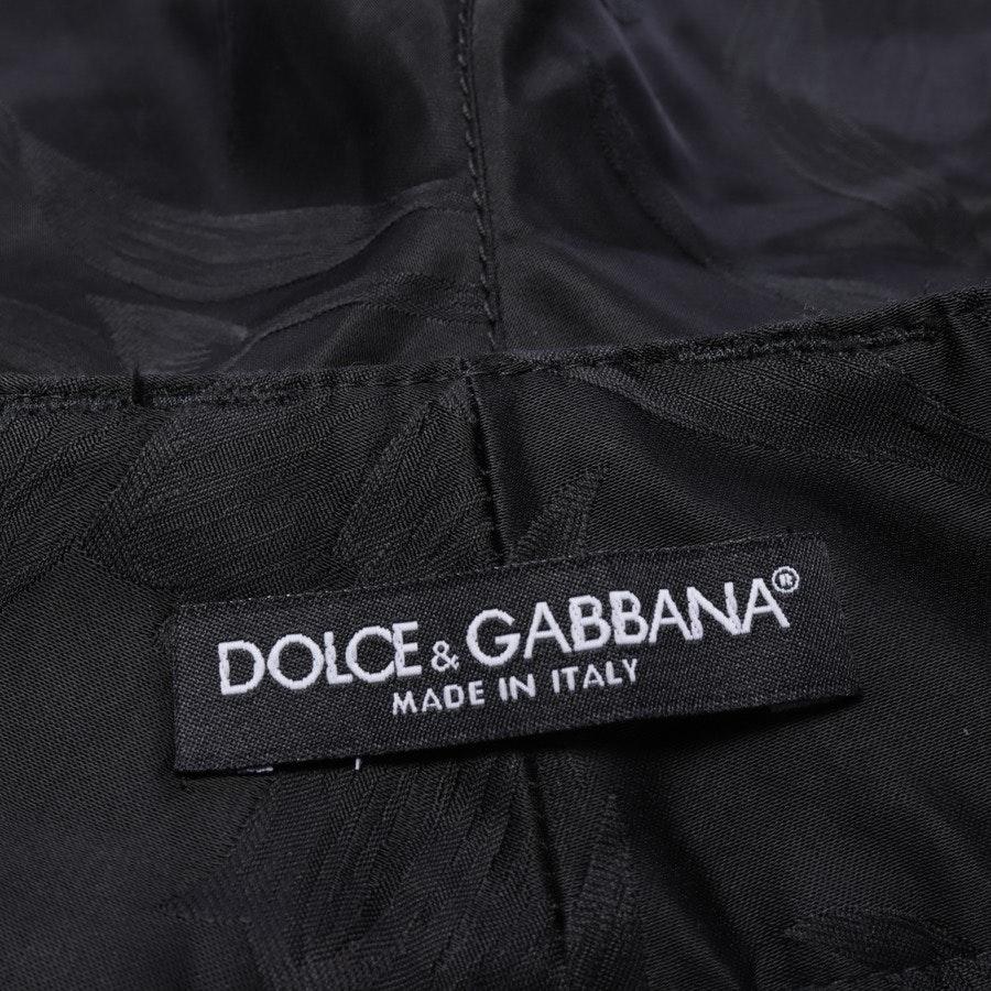 shorts from Dolce & Gabbana in black size 40