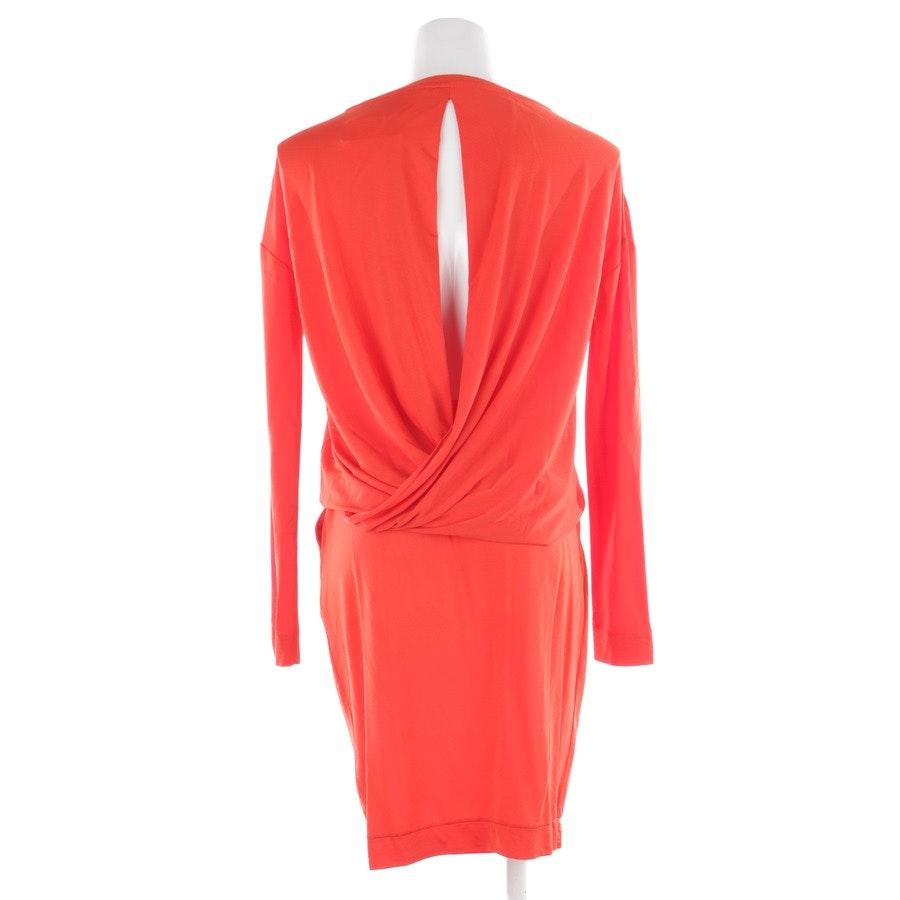 Kleid von By Malene Birger in Orange Gr. XS