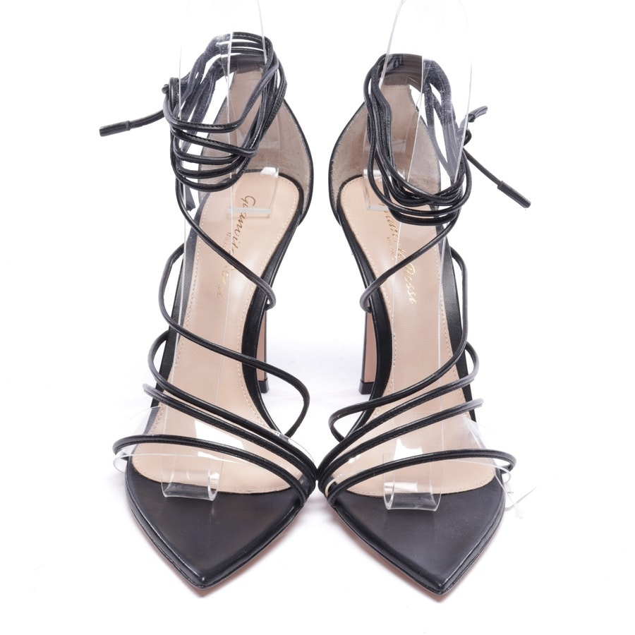 heeled sandals from Gianvito Rossi in black size EUR 35,5 - new