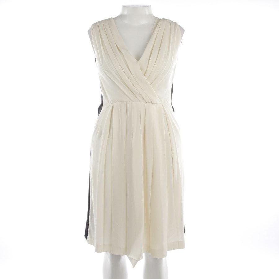 Kleid von Moschino in Schwarz und Weiß Gr. 40