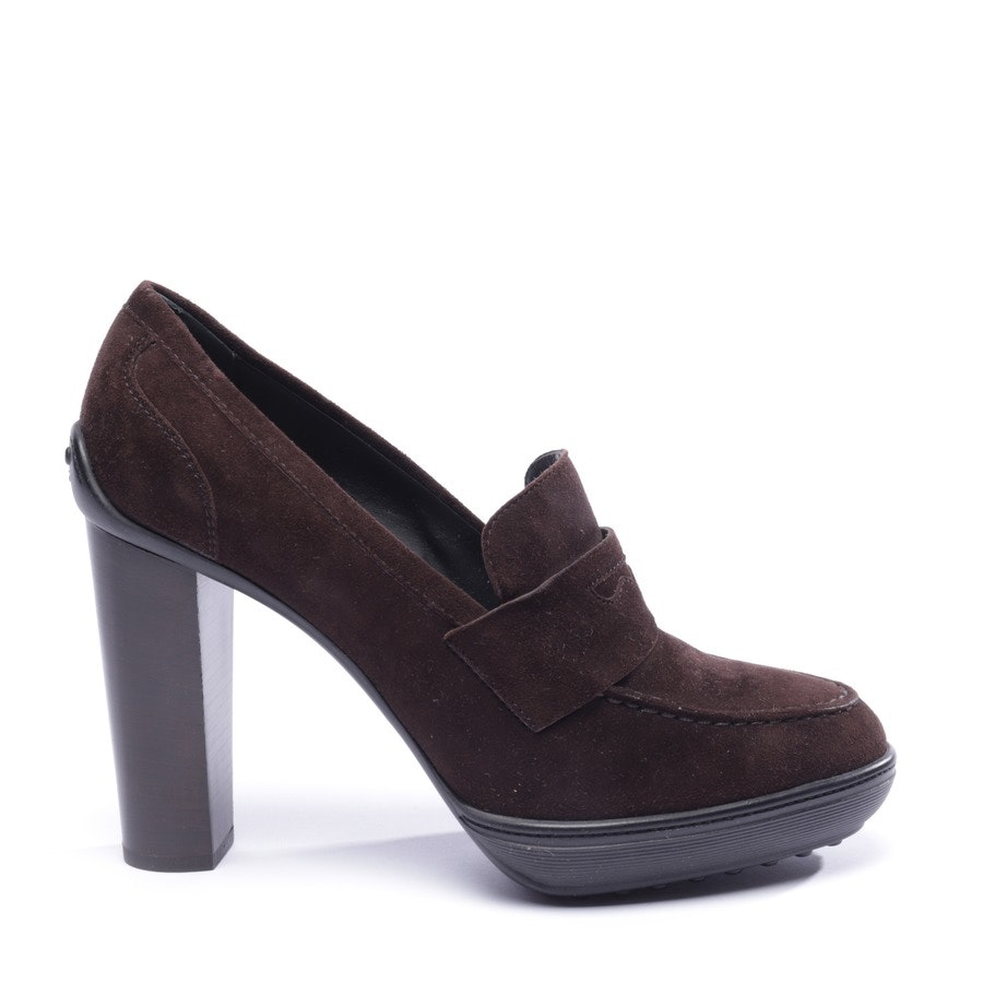 pumps from Tod´s in brown size EUR 40 - new