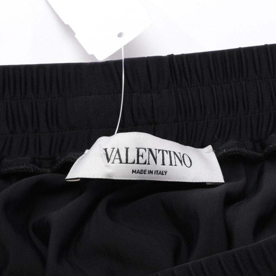 Rock von Valentino in Schwarz und Weiß Gr. S