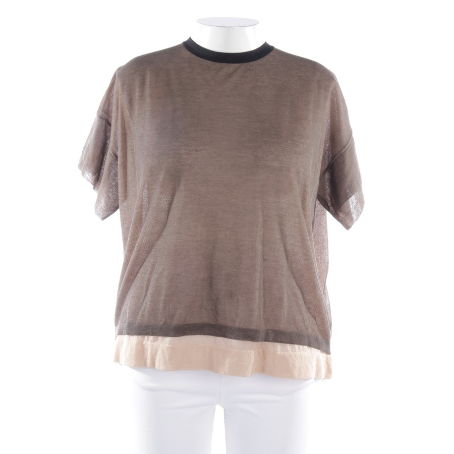 shirts from Marni in nude and black size 40 IT 46