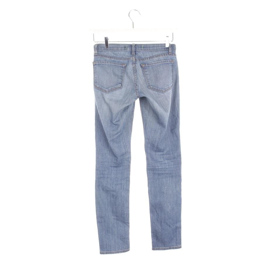 Jeans von J Brand in Mittelblau Gr. W24