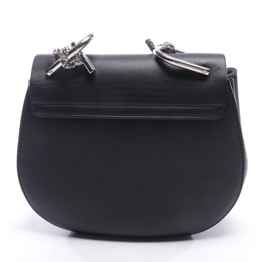 evening bags from Chloé in black - drew mini - new