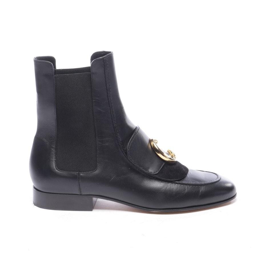 Chelsea Boots von Chloé in Schwarz Gr. EUR 40 - Neu
