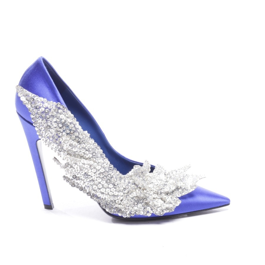 pumps from Balenciaga in dark blue size EUR 40,5 - new