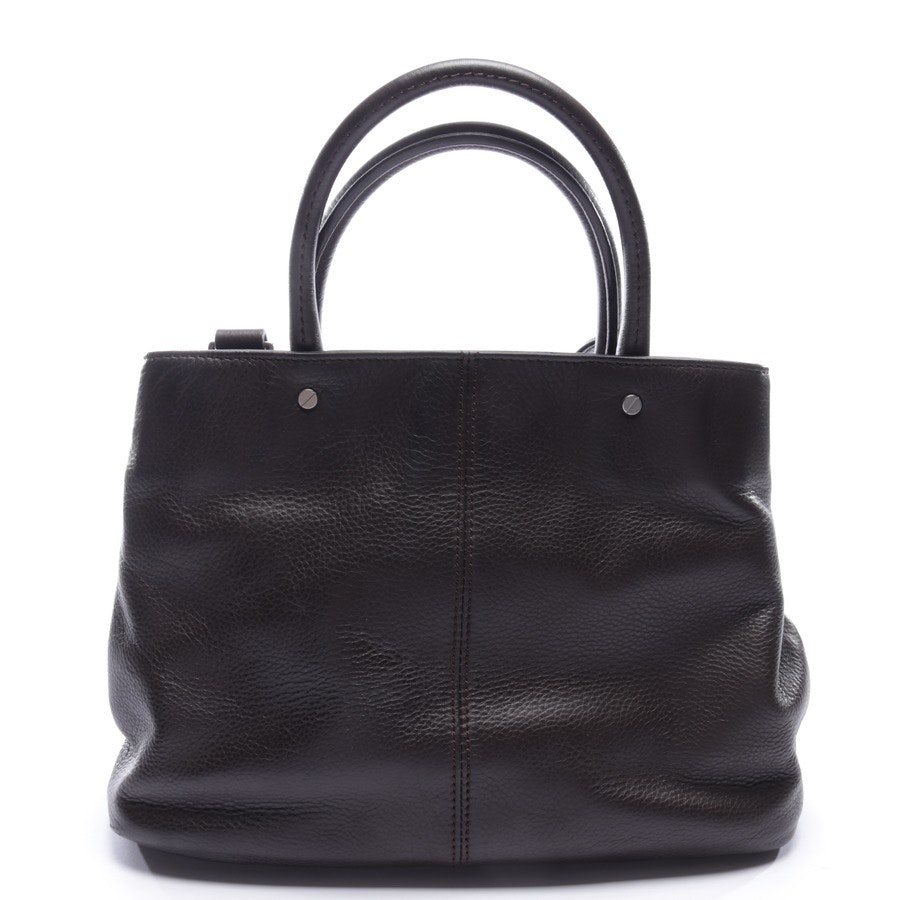 handbag from Liebeskind Berlin in chocolate brown