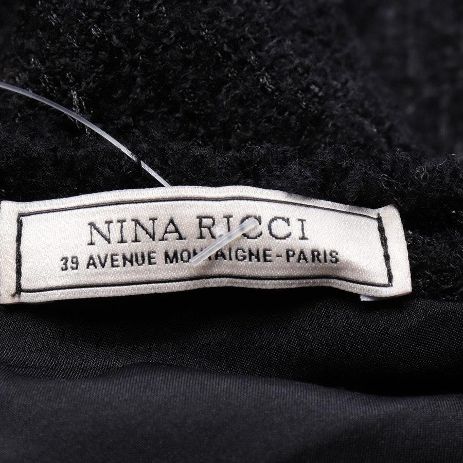 dress from Nina Ricci in black size 36 FR 38