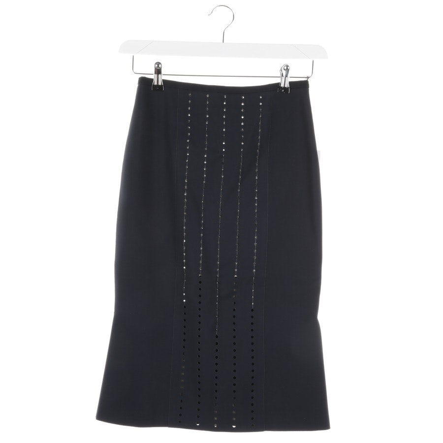 skirt from Dion Lee in dark blue size 34