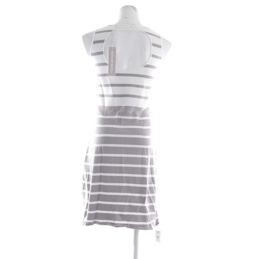 Kleid von Richard Nicholl in Hellgrau Gr. XL - Neu