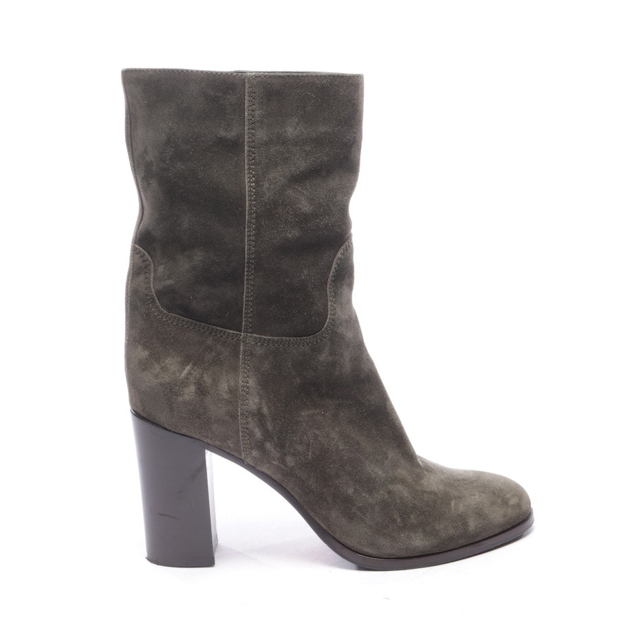 boots from Santoni in forest green size EUR 37