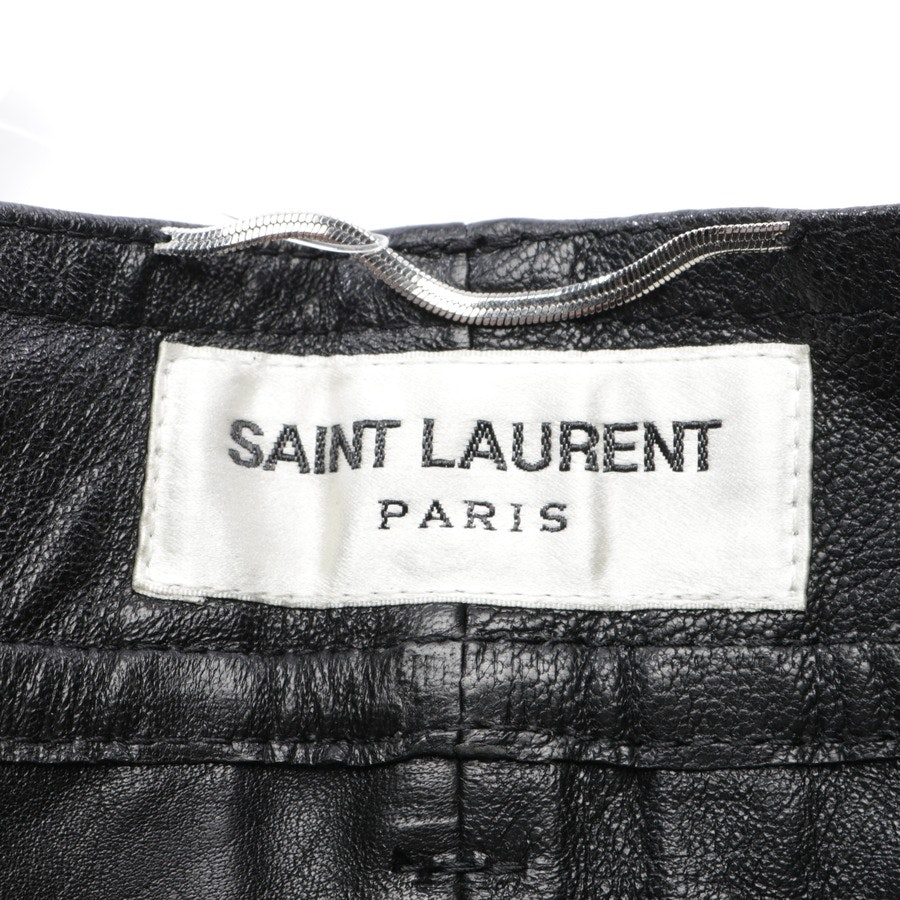 trousers from Saint Laurent in black size 48