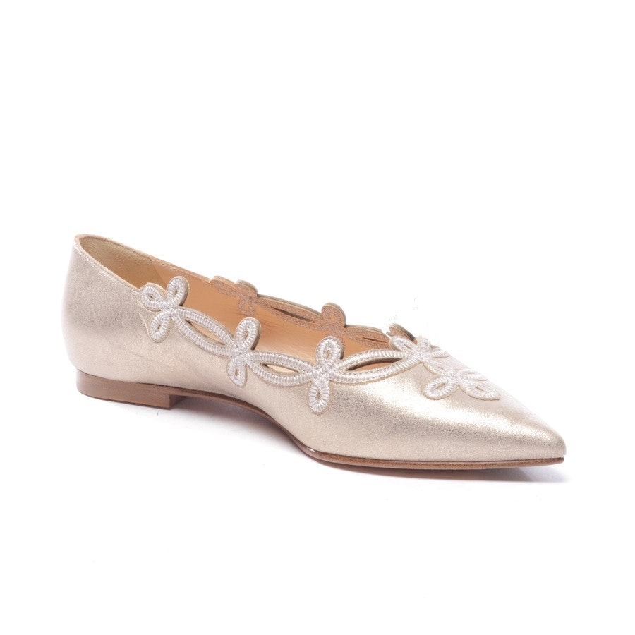 loafers from Unützer in bronze size EUR 39 - new