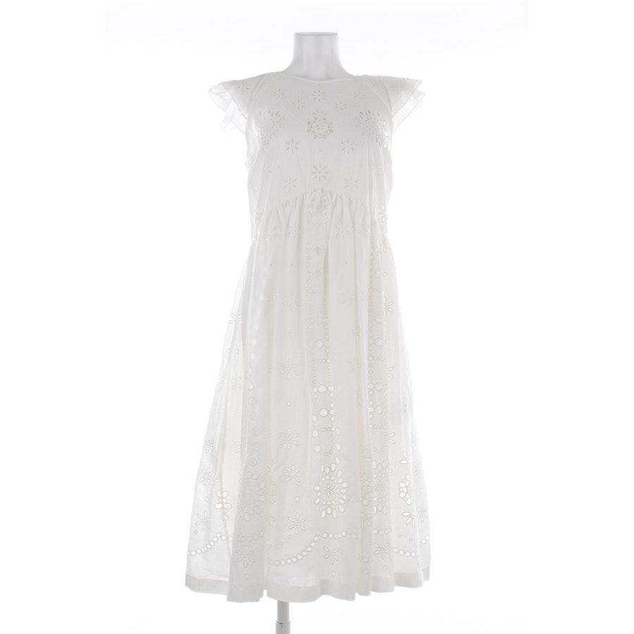 Kleid von Red Valentino in Weiß Gr. 40 IT 46