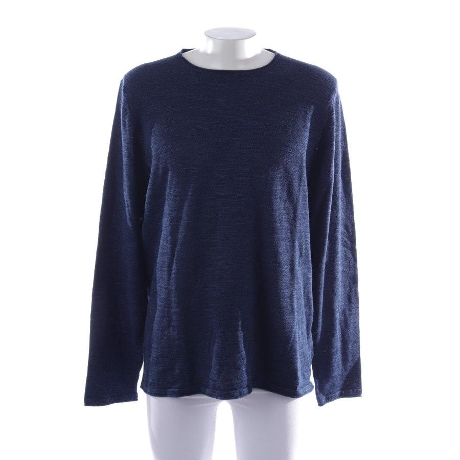 knitwear from NN07 in night blue size 2XL - new