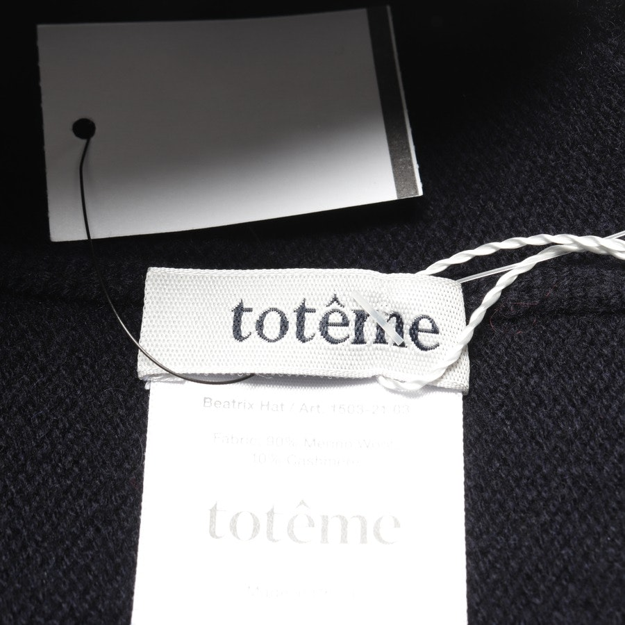 caps from Totême in navy size One Size - new