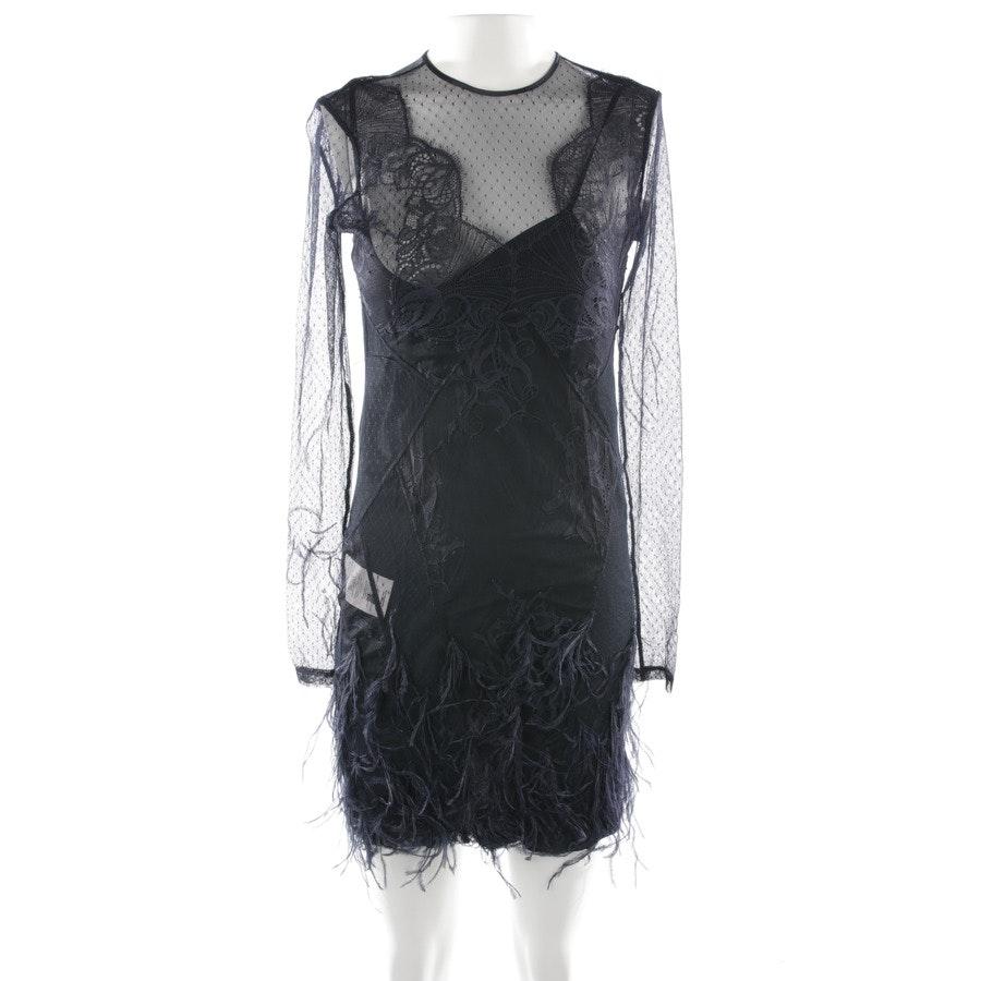 Kleid von Cinq à Sept in Blau Gr. 32 US 2 - Neu
