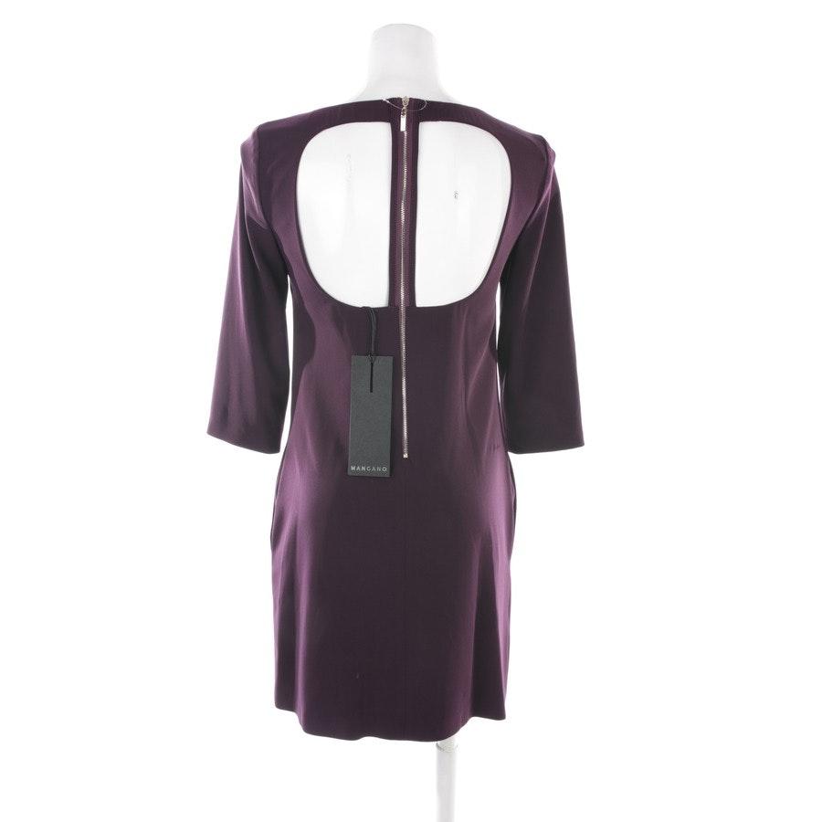 Kleid von Mangano in Lila Gr. 34 IT 40 - Neu