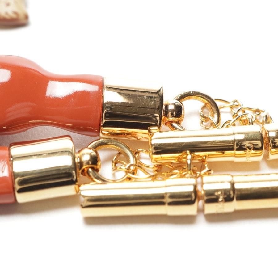 Ohrringe von Chloé in Gold und Multicolor