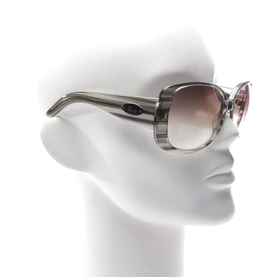 Sonnenbrille von Gucci in Grau