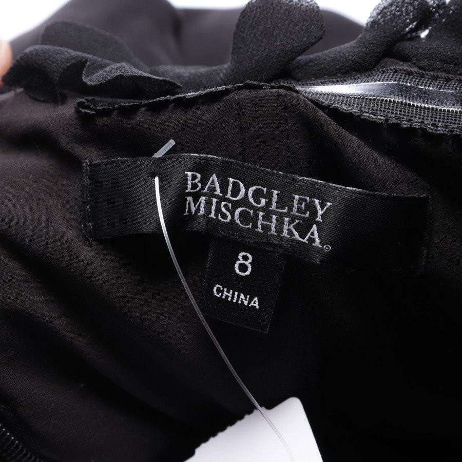 dress from Badgley Mischka in black size 38 - new