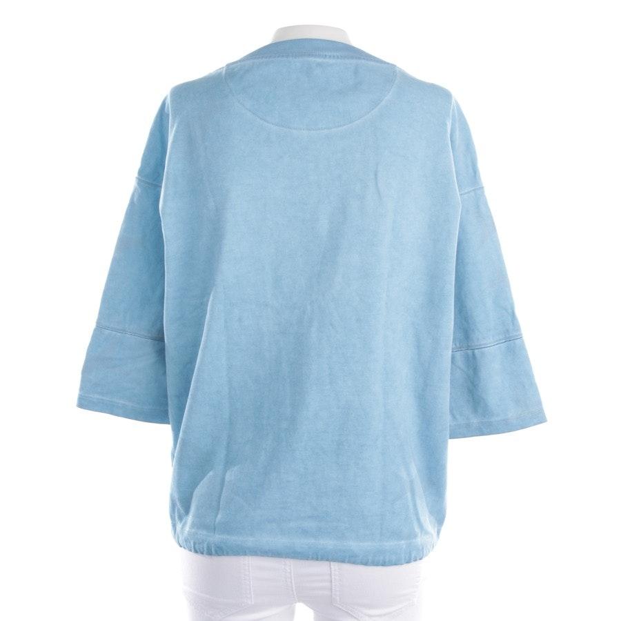 Sweatshirt von Marc Cain Sports in Pazifikblau Gr. 42